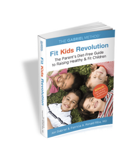 Fit Kids Revolution Book min