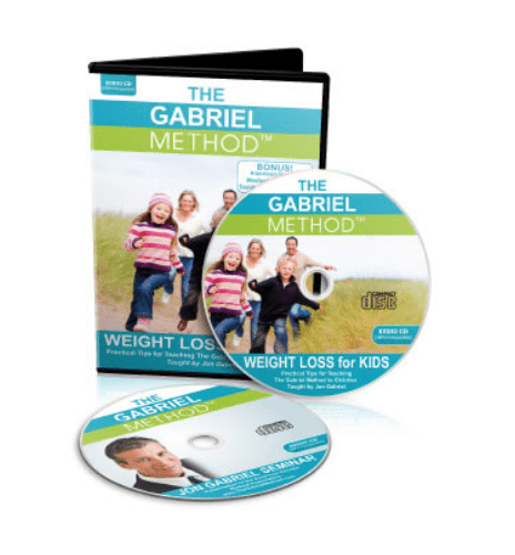 Weight Loss for Kids 2 CD Set min